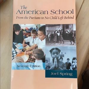Book: The American School